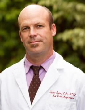 Foster Ryan, Licensed Acupuncturist here atMar Vista