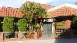 Our acupuncture office in Leimert Park, Los Angeles