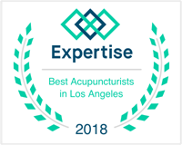 Mar Vista Acupuncture was hailed as one of LA's 20 best Acupuncturists by Expertise.com